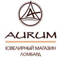 Логотип магазина Aurum