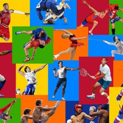 Спортивные виды